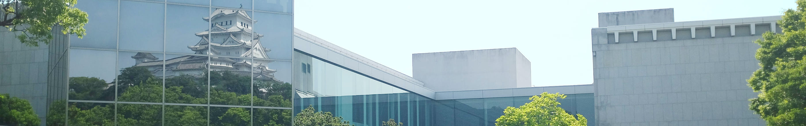 当館の外観イメージ画像です。