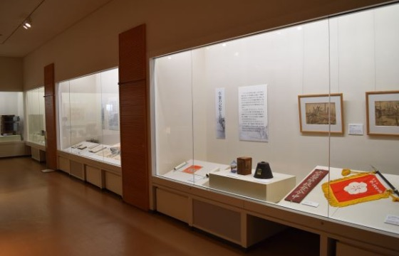 Exhibition<br> Workshop Room