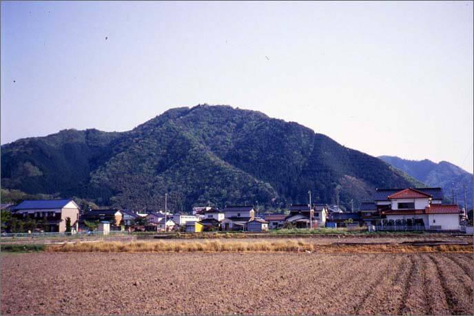 出石(いずし)城の外観画像
