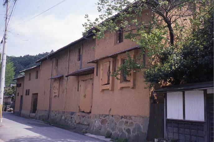 城下町の風景(その1)