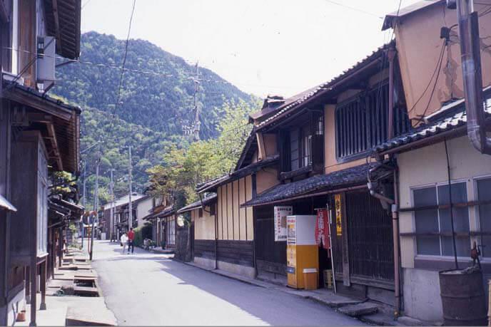 城下町の風景(その2)