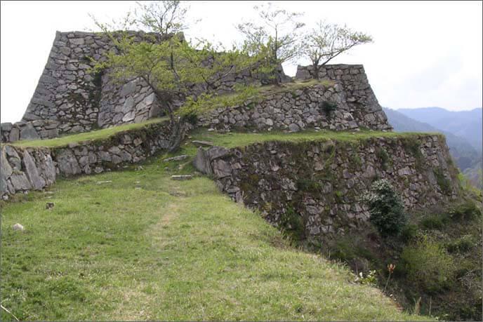 天守台石垣の画像(その1)