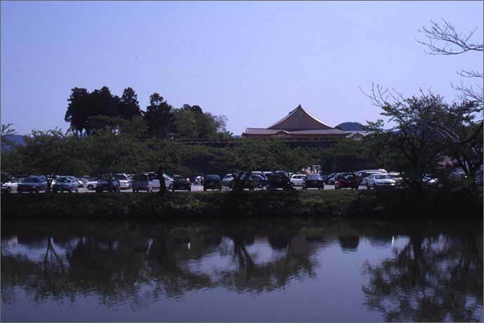 篠山城の外観画像