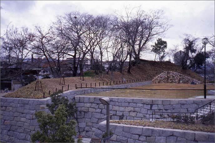 有岡城の外観画像