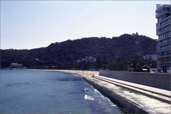 洲本城(遠景)の画像