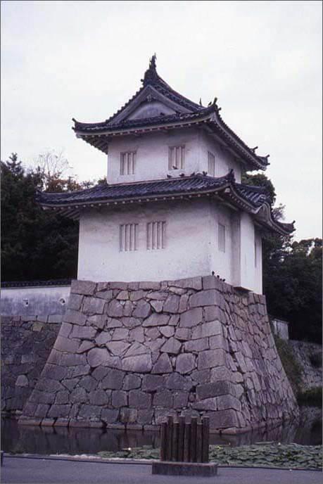 三ノ丸大手の隅櫓の画像