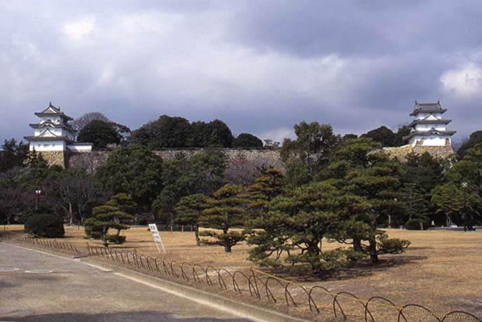 明石(あかし)城の画像
