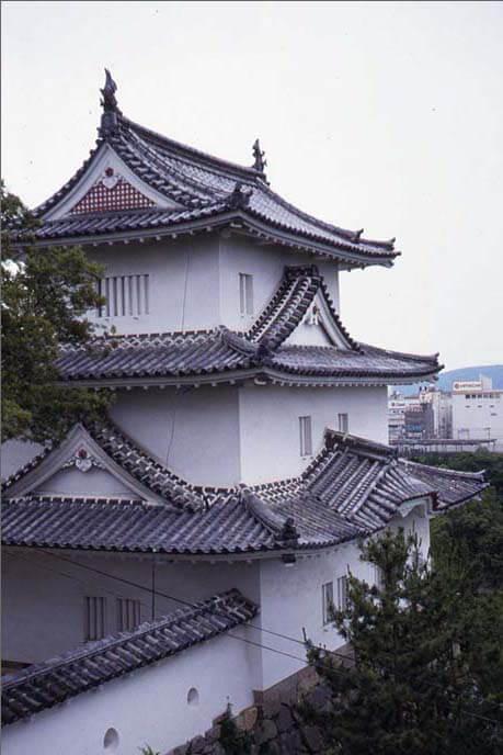 坤櫓(ひつじさるやぐら)の画像(その1)