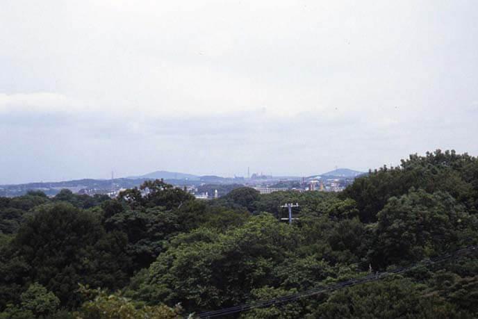 本丸からの北望の風景画像