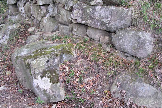 石垣の画像
