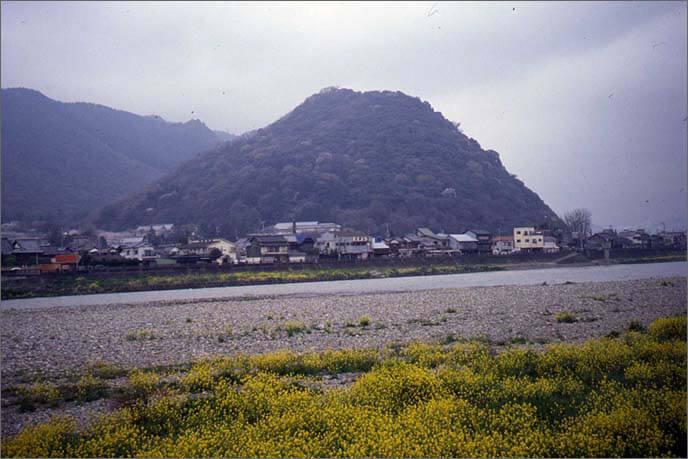 置塩(おじお/おきしお)城の画像