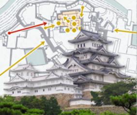 姫路城のイメージ画像