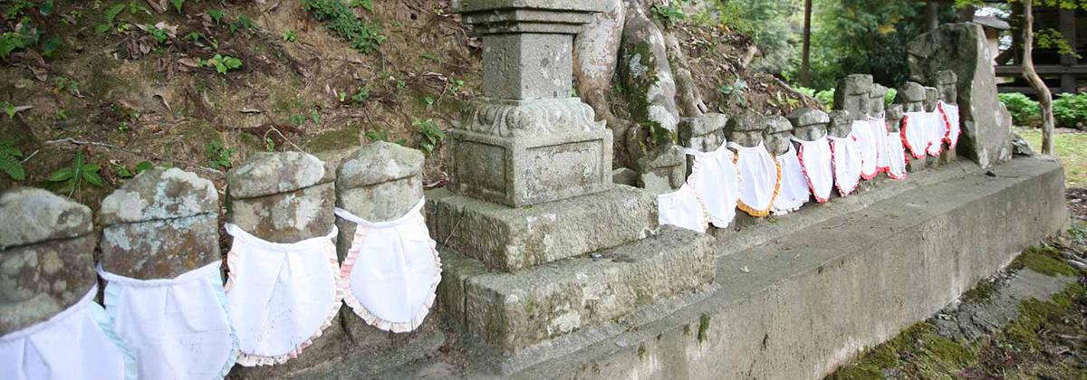 和泉式部と村人、ふれあいの物語 イメージ