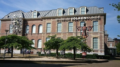 ライデン国立民族学博物館の近影