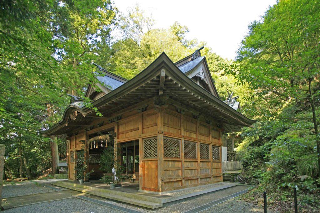 斎神社(本殿)