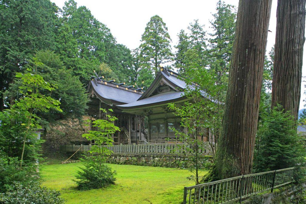 粟鹿神社(本殿)