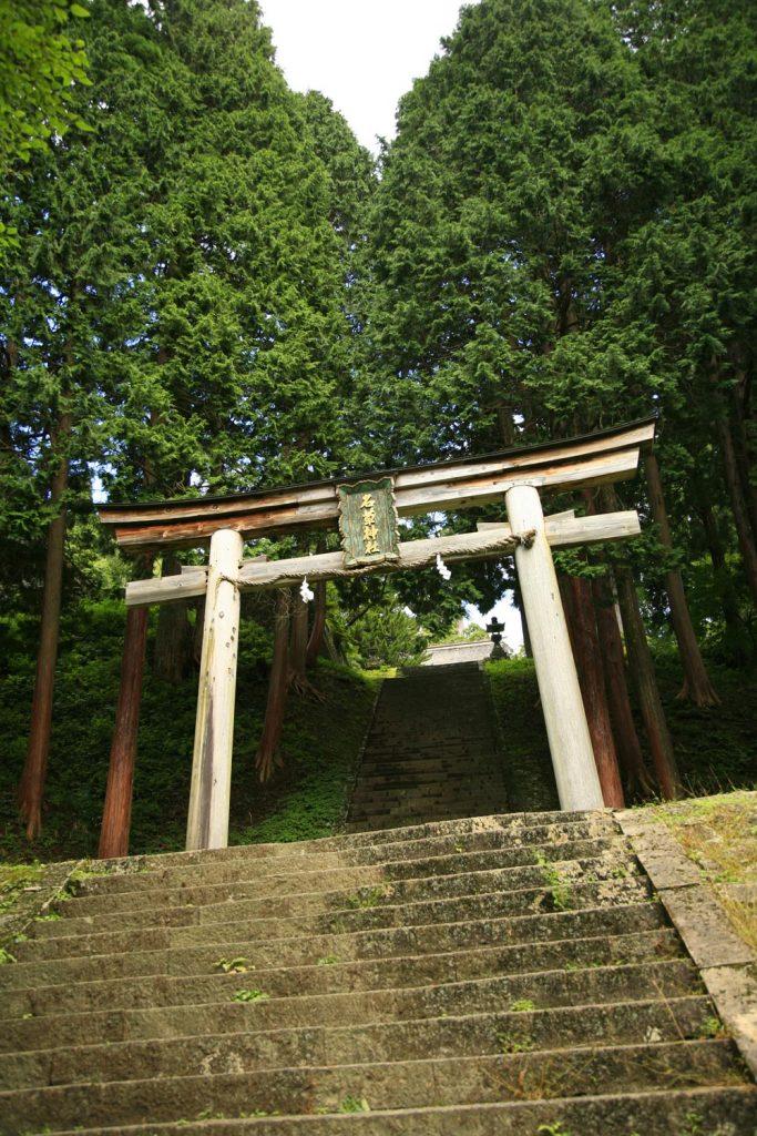 名草神社(鳥居)