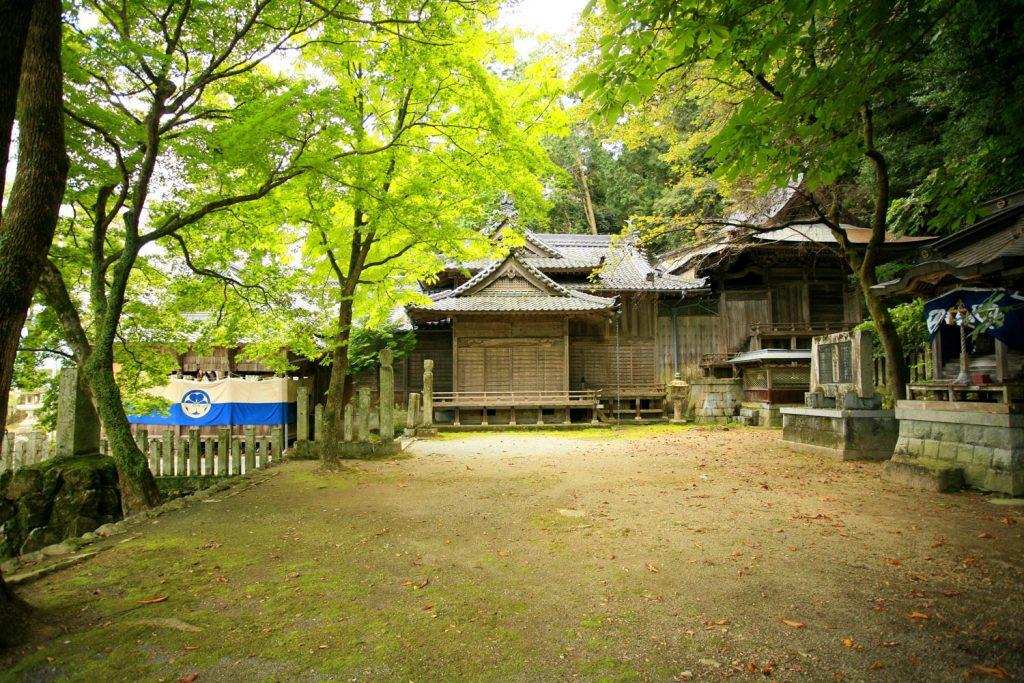 日吉神社(境内)