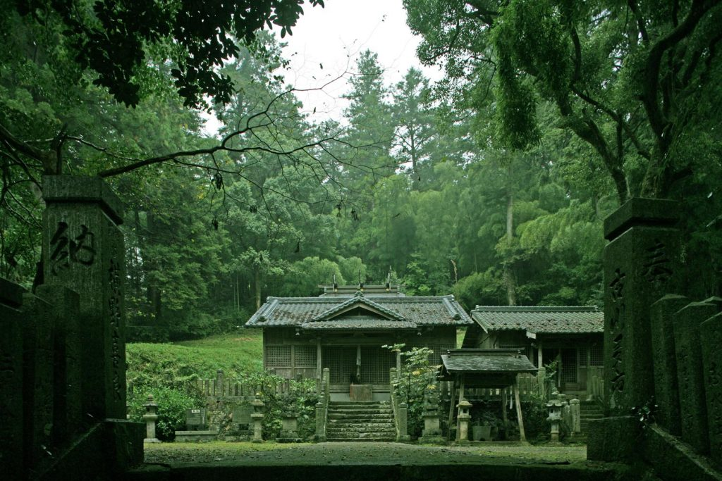安志姫神社(境内)