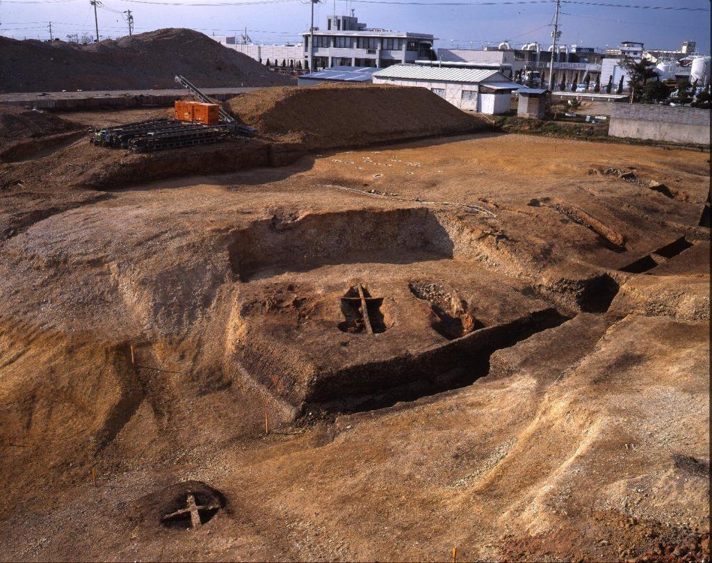 神出窯跡群の発掘調査