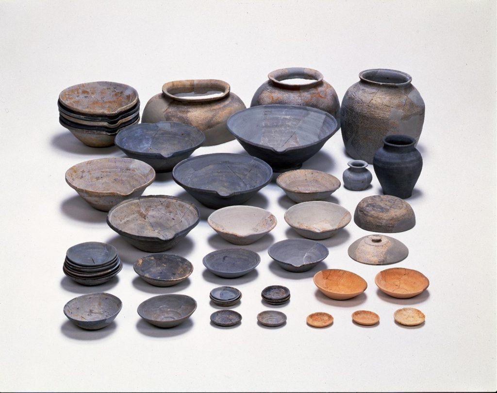 神出窯跡群から出土した須恵器