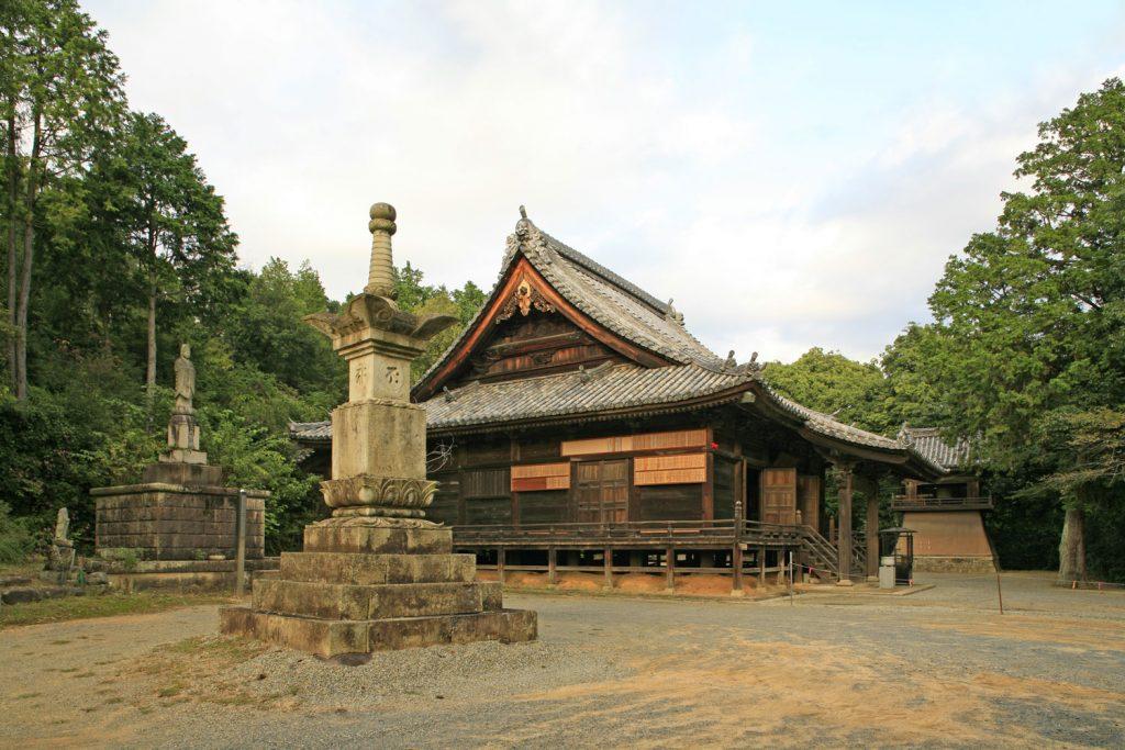 神積寺(本堂)