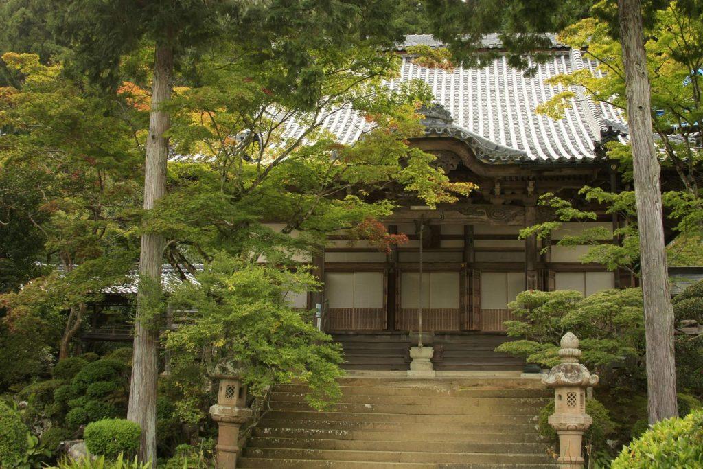 金剛城寺(本堂)