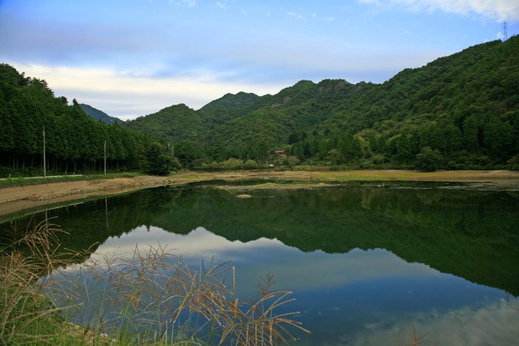 七種山(近景)