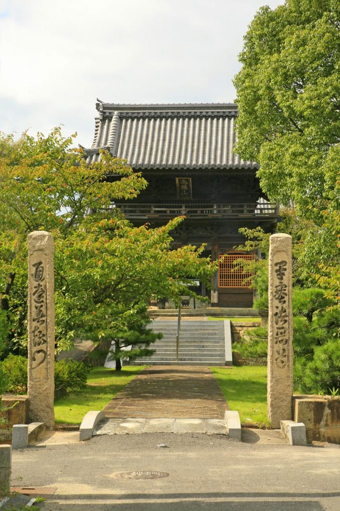 時光寺(門)