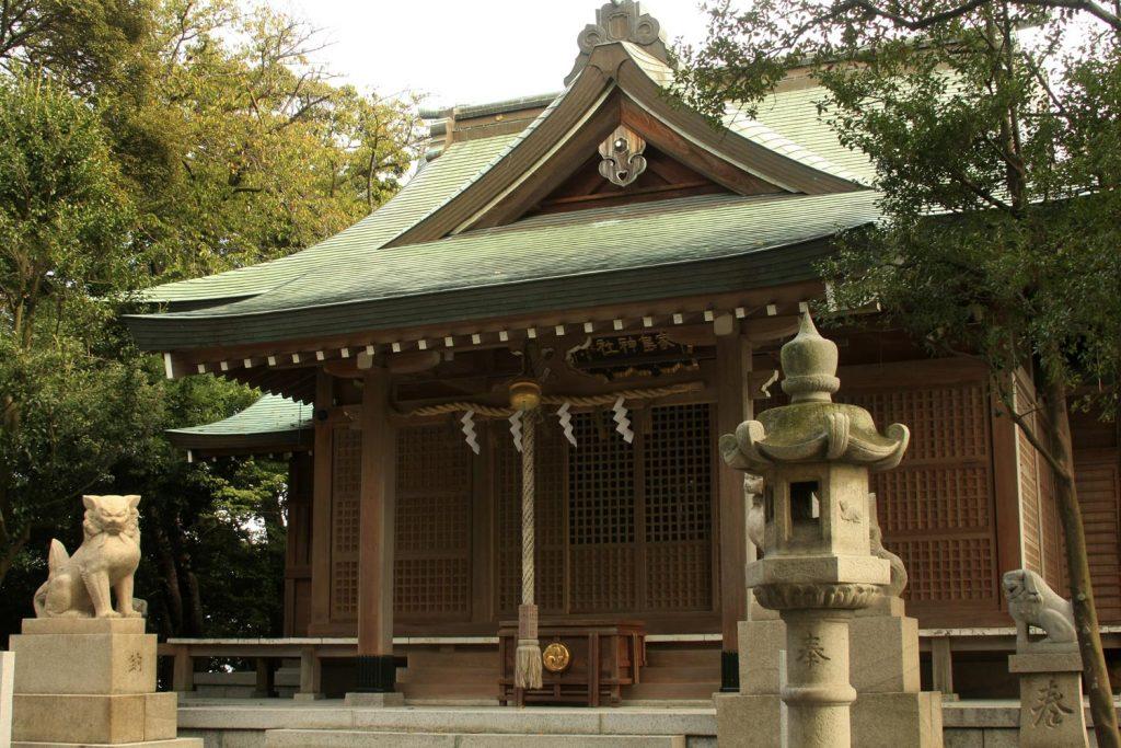 家島神社(本殿)