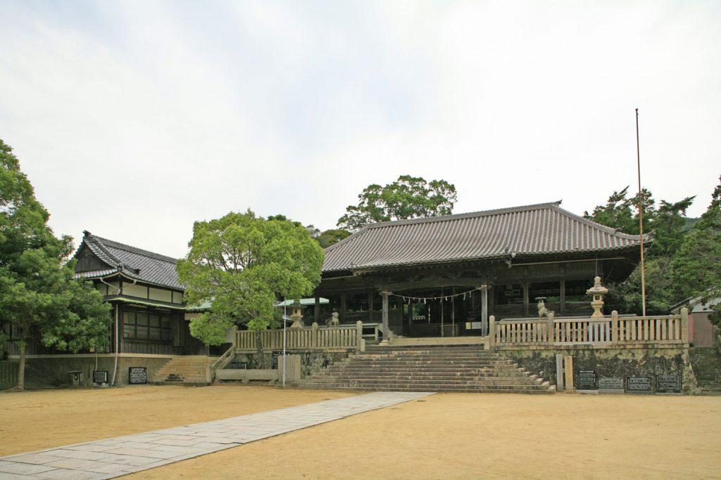 広田八幡神社(境内)