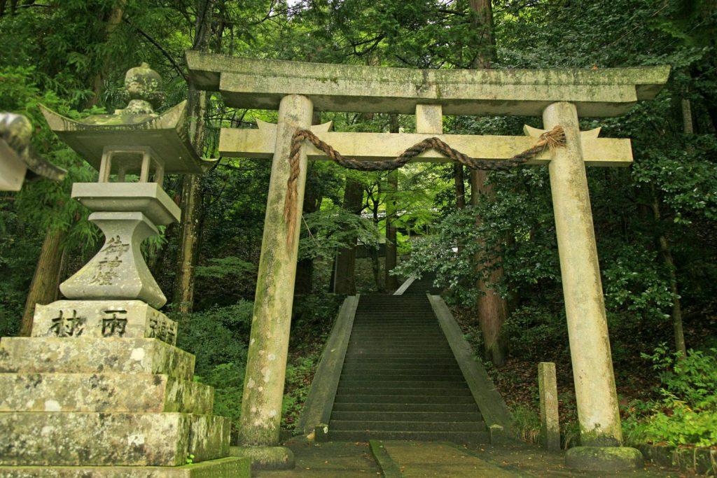 苅野神社(鳥居)
