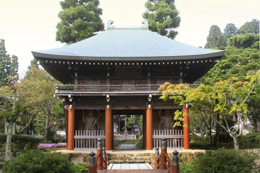 永沢寺(門)