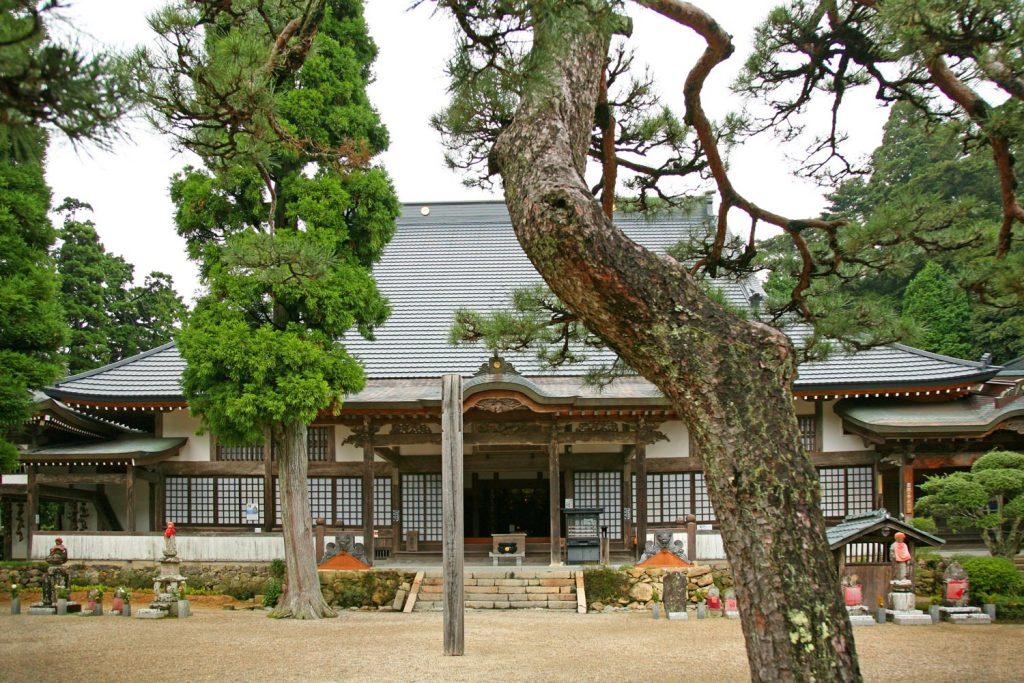 永沢寺(本堂)