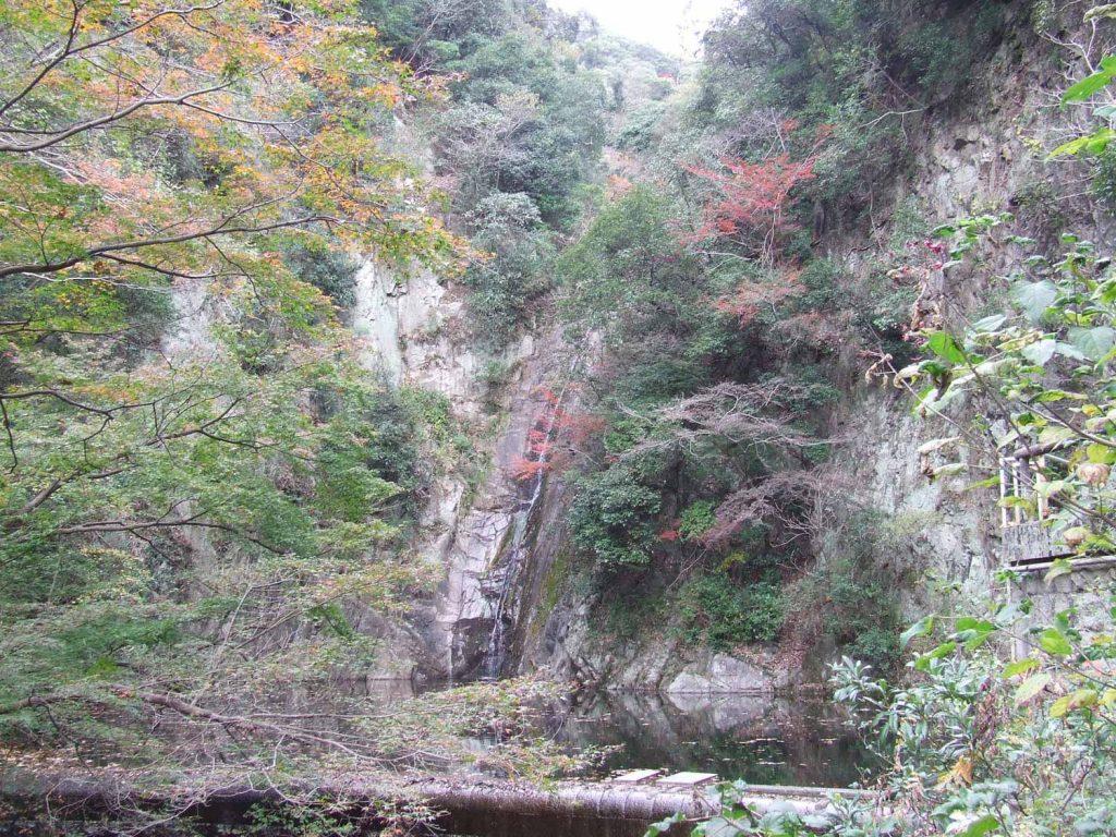 布引の滝雌滝