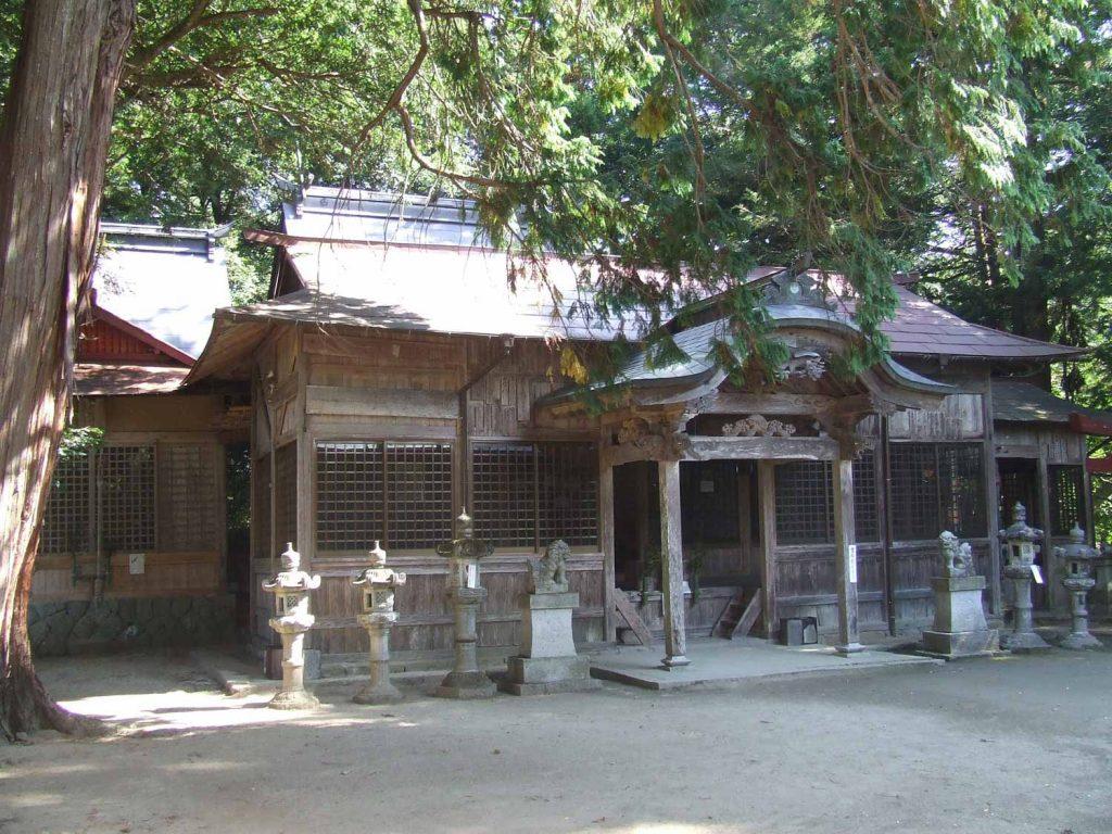 岩野辺二宮神社