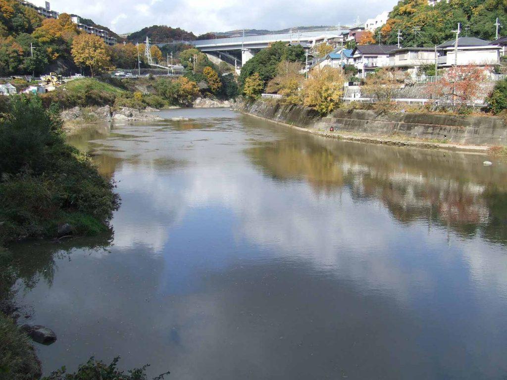 武庫川 うるしが淵