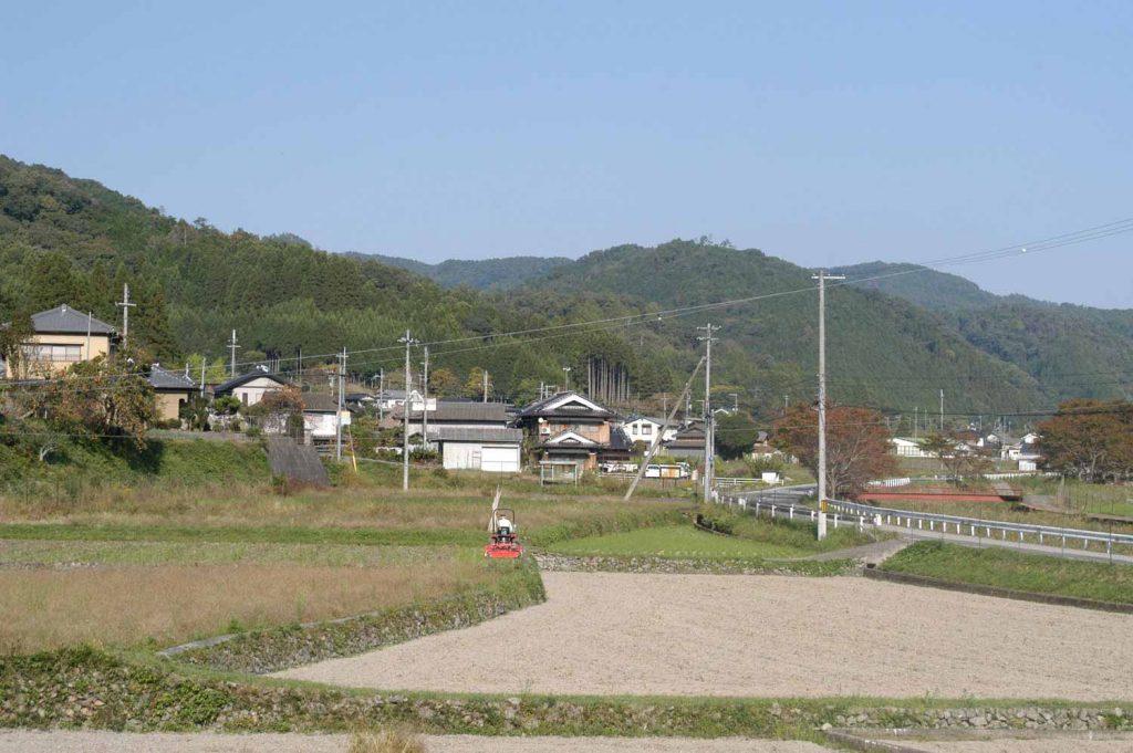 佐用町上本郷、下本郷 (江戸時代の東本郷村)