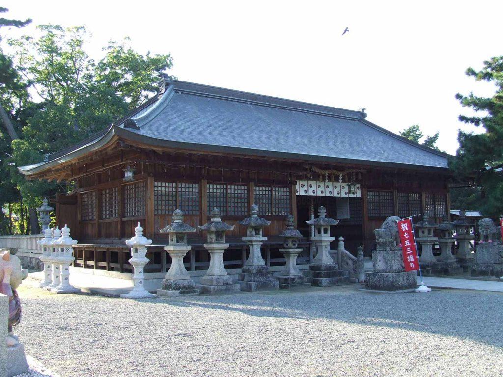 洲本八幡神社