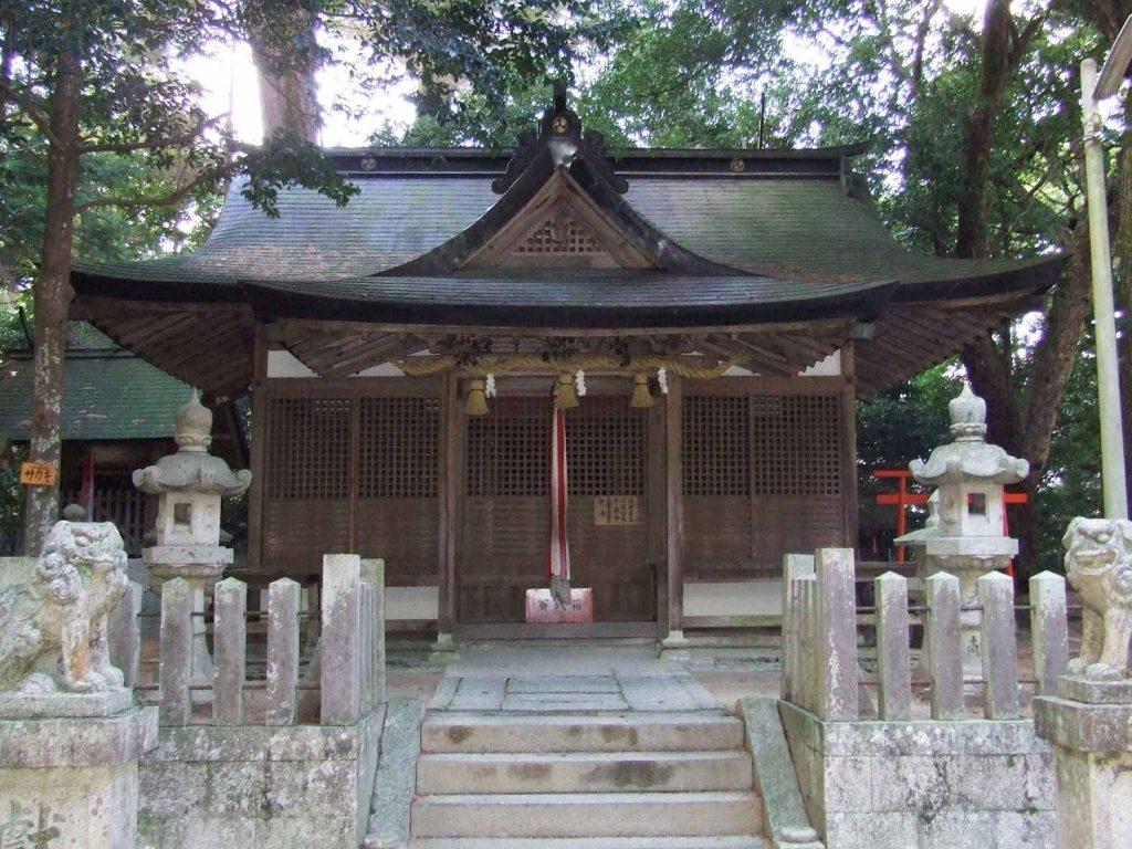 下唐櫃 山王神社