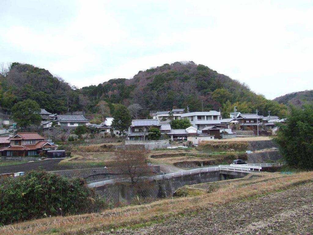 神戸市須磨区白川