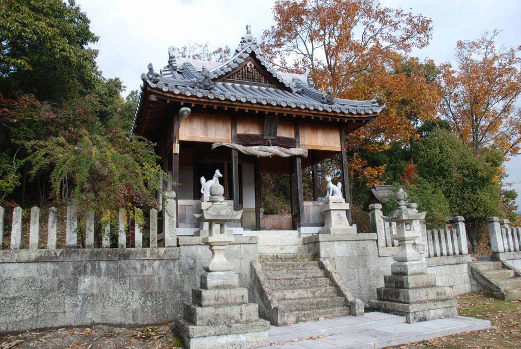 石倉 稲荷神社
