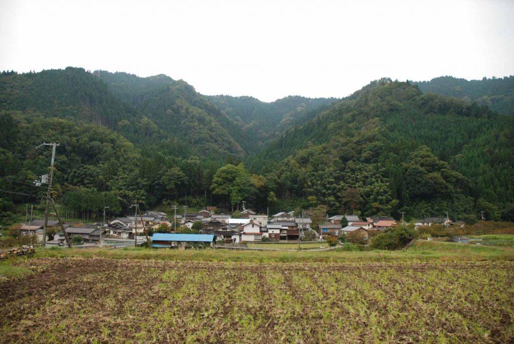 今井の集落