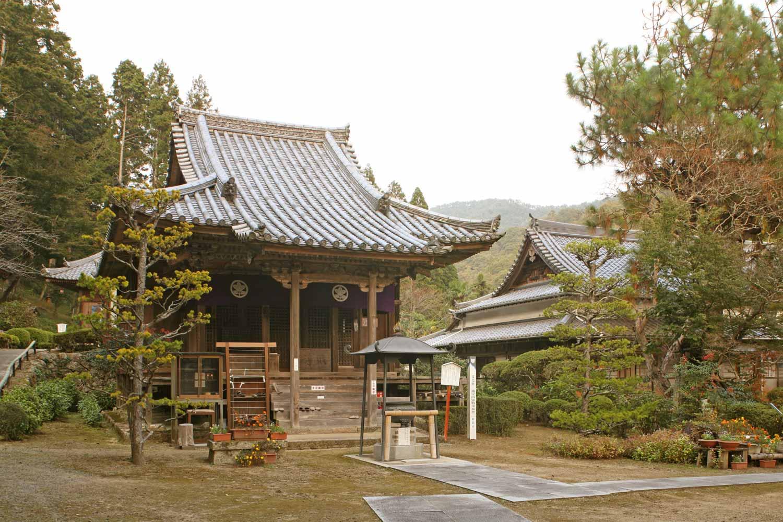 円教寺と弥勒寺 イメージ