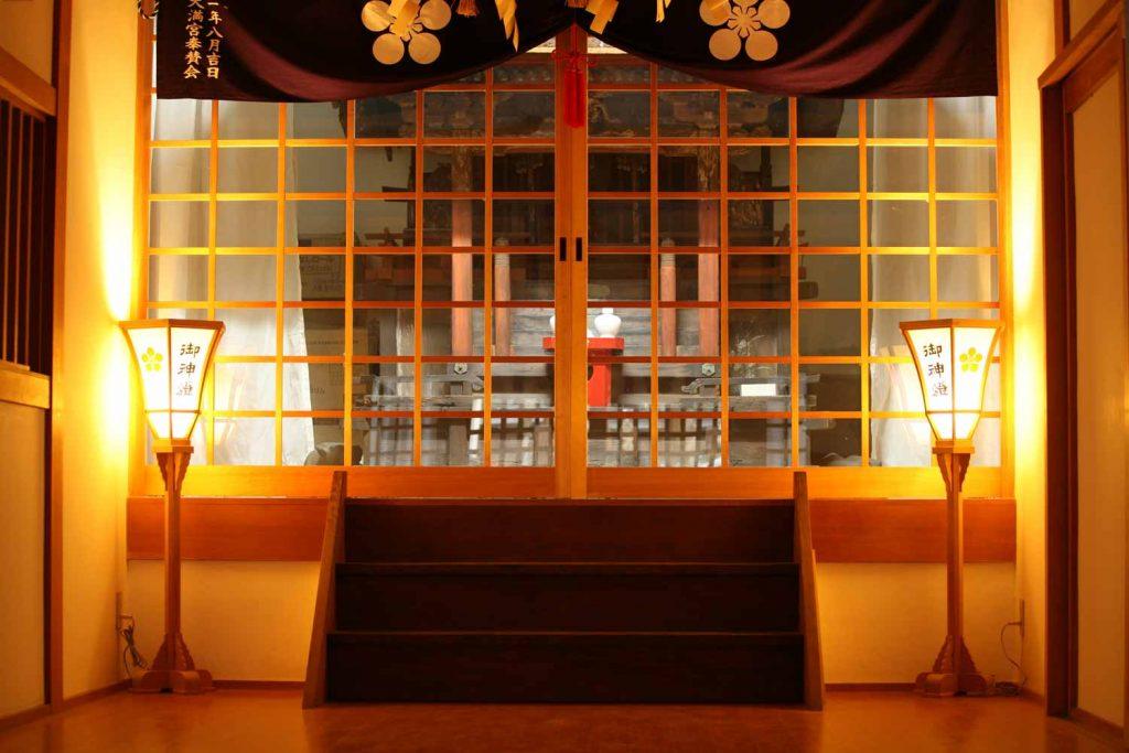 長洲天満神社