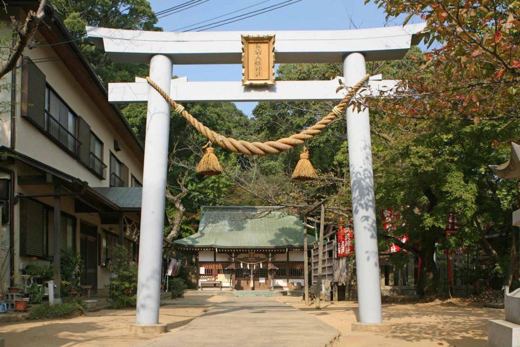 板宿八幡神社