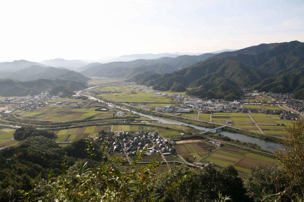 山上からの眺望