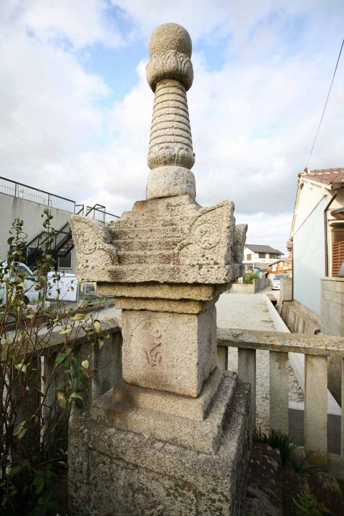 和泉式部の供養塔