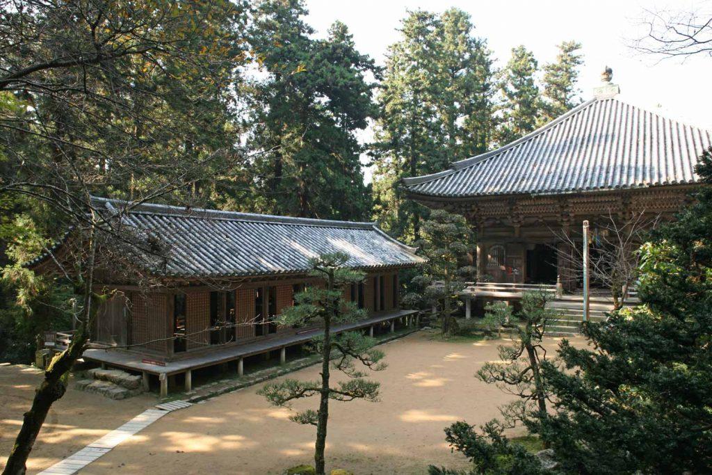 円教寺奥の院