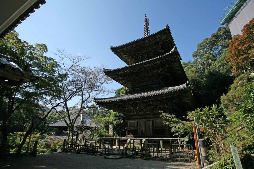 一乗寺(三重の塔)